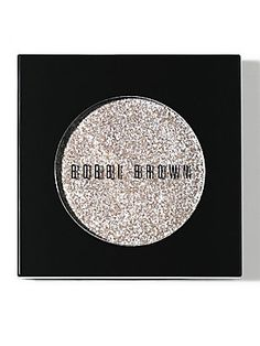 Bobbi Brown Sparkle Eye Shadow $28. She makes the best makeup... along with MAC. My sheer white eyeshadow by Bobbi Brown is my go to for highlighting. Have been buying it since I was 19.