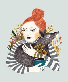 Frankie_magazine_cover_Liekeland_illustration
