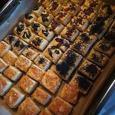 Nehéz sós teasütemény | Varga Gábor (ApróSéf) receptje - Cookpad receptek Waffles, Breakfast, Food, Morning Coffee, Essen, Waffle, Meals, Yemek, Eten