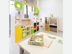 Play elements and compositions | Kindergarden furniture Fantasy
