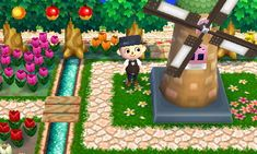 I just love the way this place looks! I may do something like this in my town...?