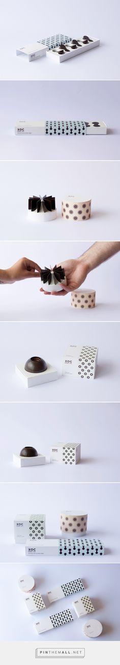 Xoc Dóna Joc, Chocolates para compartir by Macarena Norambuena, Mario Montull Buil, Maria Babia, ElisavaPack