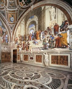 The Raphael Rooms