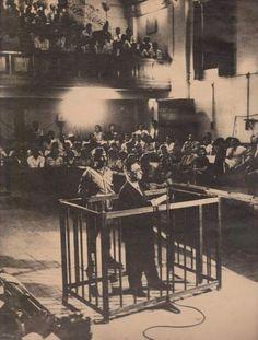 رئيس الوزراء فاضل الجمالي في محكمة المهداوي