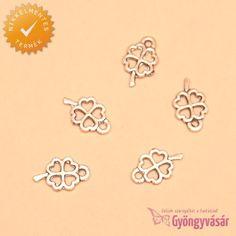 Ezüstszínű, mini lóhere - nikkelmentes fém fityegő Minion, Diy Jewelry, Stud Earrings, Earrings, Stud Earring, Minions, Craft Jewelry, Diy Jewelry Making