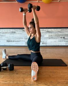exercises for upper back Upper body con pesa Fitness Workouts, At Home Workouts, Fitness Tips, Fitness Motivation, Health Fitness, Spin Bike Workouts, Fitness Studio Training, Sixpack Workout, Workout Bauch