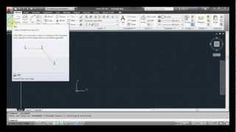 using autocad - YouTube