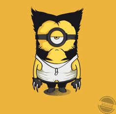 Today I am showcasing new collection of Despicable Me 2 Minions. Scroll down to look through the crazy Minion images & fan art. Minion Superhero, Minion Avengers, Image Minions, Minions Images, Minions Quotes, Minions What, Despicable Me 2 Minions, Minion Stencil, Minion Humour