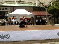 Exhibición artes marciales tradicionales - Koryu - Tenshin Shoden Katori Shinto ryu