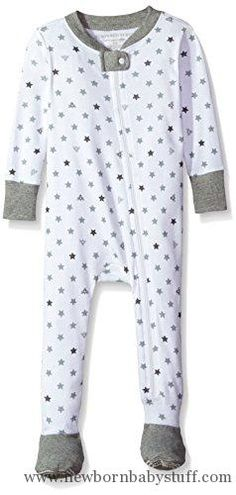 d98ac34f0 Next Baby Grow Grey with Stars 3 - 6 months