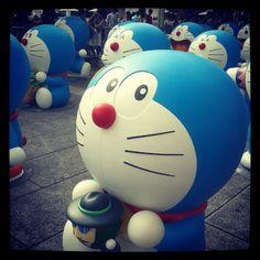 好多叮噹呀! #somany #doraemon #cute #tst #hkig - @tackitacki- #webstagram