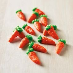 Easter Candy Gummy Carrots #williamssonoma