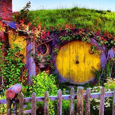 Hobbiton Movie Set & Farm Tours in Matamata