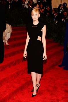 The Met Gala 2013: The Best of the Red Carpet - Carey Mulligan