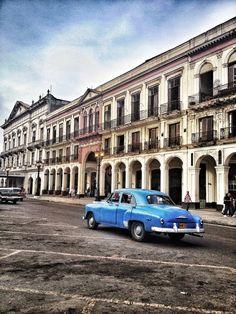 Old Habana. Cuba