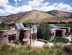 Amory Lovins House Colorado