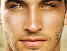 Hot Men, Sexy God Eyes