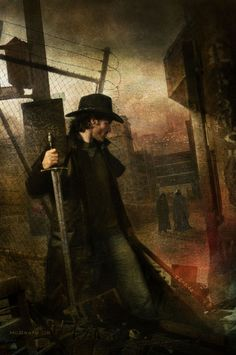 """Cover for """"Turn Coat"""" (Jim Butcher, Dresden Files series) by Chris McGrath"""