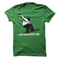 Snowboarding - #gift basket #creative gift. GUARANTEE => https://www.sunfrog.com/Sports/Snowboarding-3142-Green-43580979-Guys.html?68278