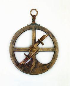 Astrolábio - Portuguese Nautical Instrument (16th century)