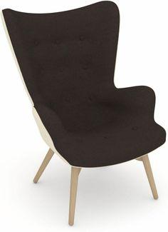Max Winzer build-a-chair Hochlehner-Sitzpolster Stuhlsessel im Retrolook, braun, Füße: Buche natur, Korpus: Flachgewebe 16452 creme »Arne«, FSC®-zertifiziert Jetzt bestellen unter: https://moebel.ladendirekt.de/kueche-und-esszimmer/stuehle-und-hocker/polsterstuehle/?uid=b8e50717-e87f-5ae7-be19-b03000dadf7f&utm_source=pinterest&utm_medium=pin&utm_campaign=boards #kueche #sofas #polsterstuehle #esszimmer #hocker #stuehle Bild Quelle: www.naturloft.de