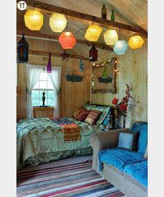 Boho Chic Interior Design - Bohemian Bedroom Design - Josh and Derek Bohemian Room, Bohemian Bedroom Decor, Bohemian Style Bedrooms, Bohemian Gypsy, Bohemian Apartment, Modern Bohemian, Hipster Apartment, Gypsy Bedroom, Bohemian Decorating