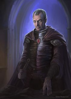 Stannis Baratheon is the head of House Baratheon of Dragonstone and the Lord of Dragonstone. He is the elder of King Robert Baratheon's two younger brothers.
