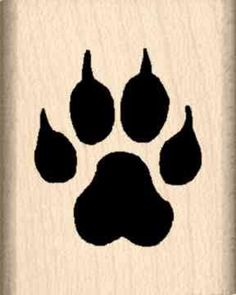 Claws Rubber Stamp  1 inch x 114 inches ** Check out the image by visiting the link.