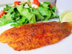 Chili Lime Swai Fillets are full of flavor. And best of all, they only takes 10 minutes to prepare. Tilapia can be substituted for Swai in this recipe.