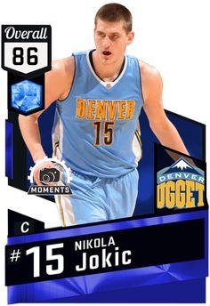 huge discount 13143 ebff1 Nikola Jokic against the Spurs on January 19th (L)   37 min, 35