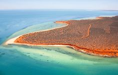 Cape Peron, West Australia - red earth meets the white sands - PHabulous