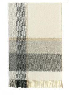 Røros Tweed Myrull Wolldecke 140x220 cm