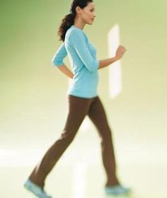 Three 10-minute walks a day is just as good for you as one 30-minute walk.