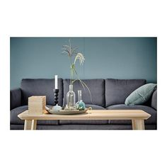 9 Best Møbler images | Home decor, White leather chair, Ikea