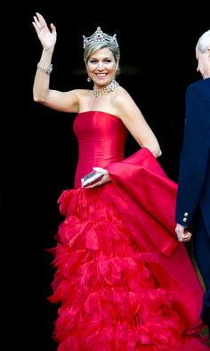 Queen Máxima of the Netherlands is the wife of King Willem-Alexander. On 30 April 2013, she became the first Dutch queen consort since 1890.