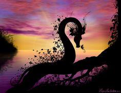 The Earth Dragon by Liza Lambertini