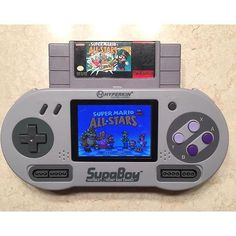 On instagram by _elainedepaula #supernintendo #microhobbit (o) http://ift.tt/1RCLefi need this in my life  #nintendo #snes  #retro #gamer #gamergirl #nintendolife
