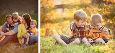 What to Wear Layering Clothing for Portraits  {King, NC Family Photographer | Winston-Salem, NC Family Photographer}