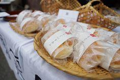 ババリアンさんのパン