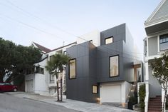 Homes | Edmonds + Lee Architects