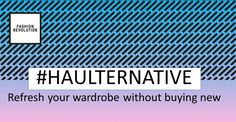 What's better than a haul? A sustainable alternative to fast fashion haul videos. Be A Nice Human, Fast Fashion, New Outfits, How To Become, Inspirational, Videos, Blog, Blogging, Video Clip