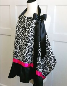 For breastfeeding moms who want a bit of privacy, fashionable coverups!