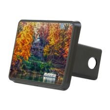 House on the Lake Hitch Cover