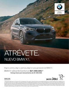 2019-10-22 | 43 : Publicidad | RVYA(QD3MRO73) Bmw, Advertising, Adventure