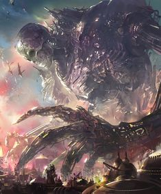 Dark Fantasy Art - Trend in 2020 Dark Fantasy Art, Fantasy Artwork, Fantasy World, Dark Art, Armadura Medieval, Fantasy Beasts, Demon Art, Epic Art, Fantasy Character Design