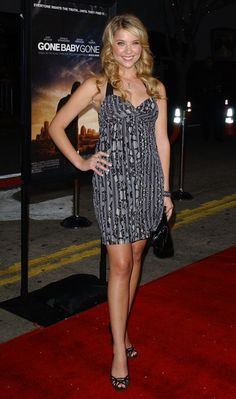 "Ashley Benson- Los Angeles Premiere of ""Gone Baby Gone"".Bruin Theatre, Westwood, CA.October 8, 2007."