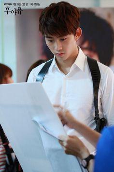 Taecyeon as Cha Gun Woo ♡ #2PM - Who Are You ?