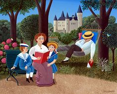 Storytime by Jean-Pierre Lorand