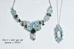 Os colares da Swarovski! | Blog da Mariah