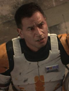 Commander Cody [Commander of the Galactic Republic]   Biography: (Working in it)